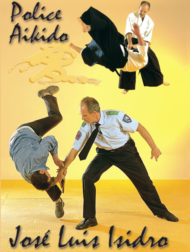 Police Aikido DVD with Jose Luis Isidro 5