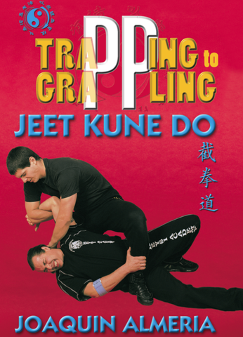 JKD: Trapping to Grappling DVD with Joaquin Almeria - Budovideos
