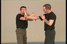 JKD Knife Fighting Survival DVD with Salvatore Oliva 2