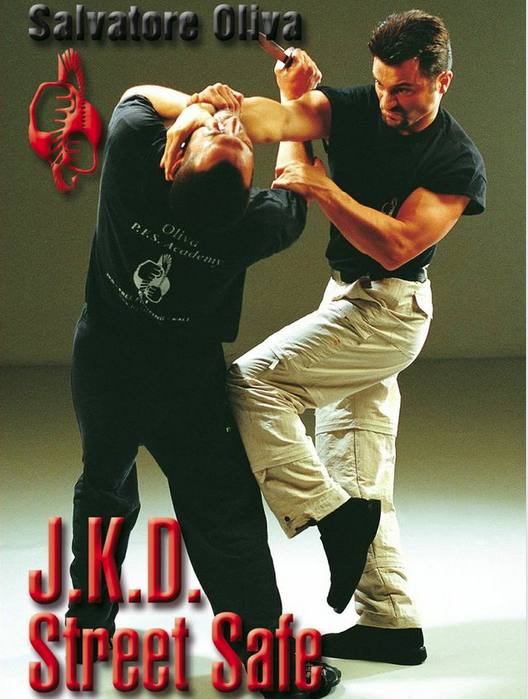 JKD Street Safe DVD with Salvatore Oliva 5