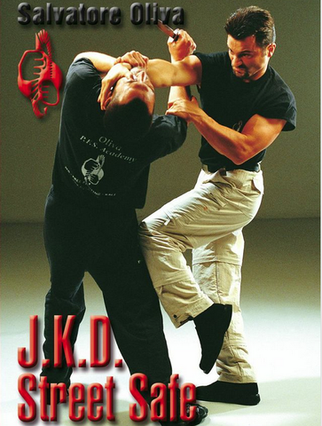 JKD Street Safe DVD with Salvatore Oliva