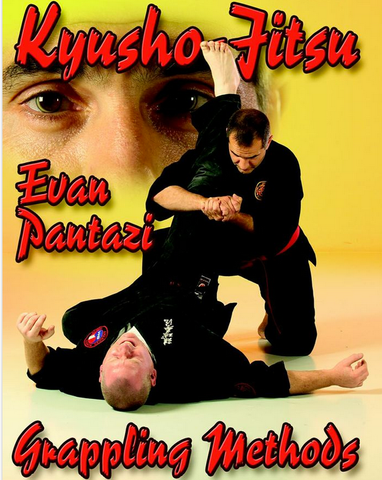 Kyusho Jitsu Grappling Methods DVD with Evan Pantazi - Budovideos