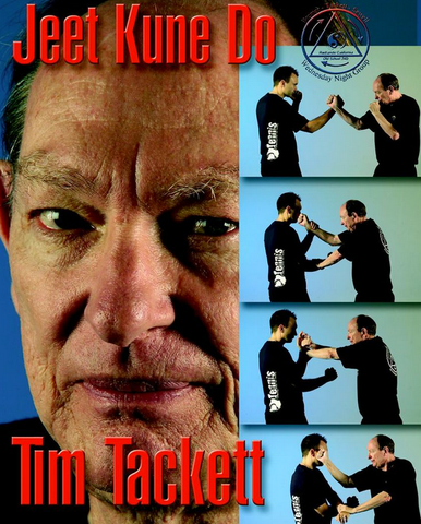Jeet Kune Do DVD by Tim Tackett