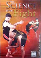 Science of The Fight 5 DVD Set by Burton Richardson - Budovideos