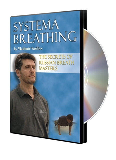 Systema Breathing DVD - Budovideos