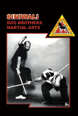 Dog Brothers Martial Arts Vol 3: Siniwali DVD - Budovideos