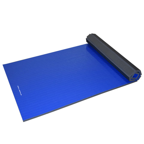 Dollamur FLEXI-Roll 5' x 10' Tatami Home Training Mat - Budovideos