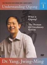Learn the Scientific Foundation of Qigong DVD by Dr Yang, Jwing-Ming