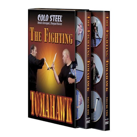 The Fighting Tomahawk 2 DVD Set - Budovideos