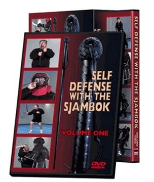 Self Defense with the Sjambok 2 DVD Set 1