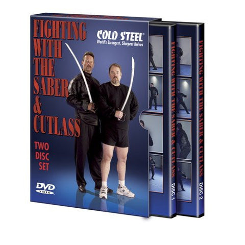 Fighting with the Saber & Cutlass 2 DVD Set