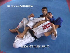 Cobrinha Jiu-jitsu Vol 1 DVD with Rubens Charles 1
