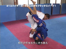 Cobrinha Jiu-jitsu Vol 1 DVD with Rubens Charles 2