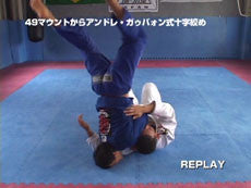 Cobrinha Jiu-jitsu Vol 1 DVD with Rubens Charles 5