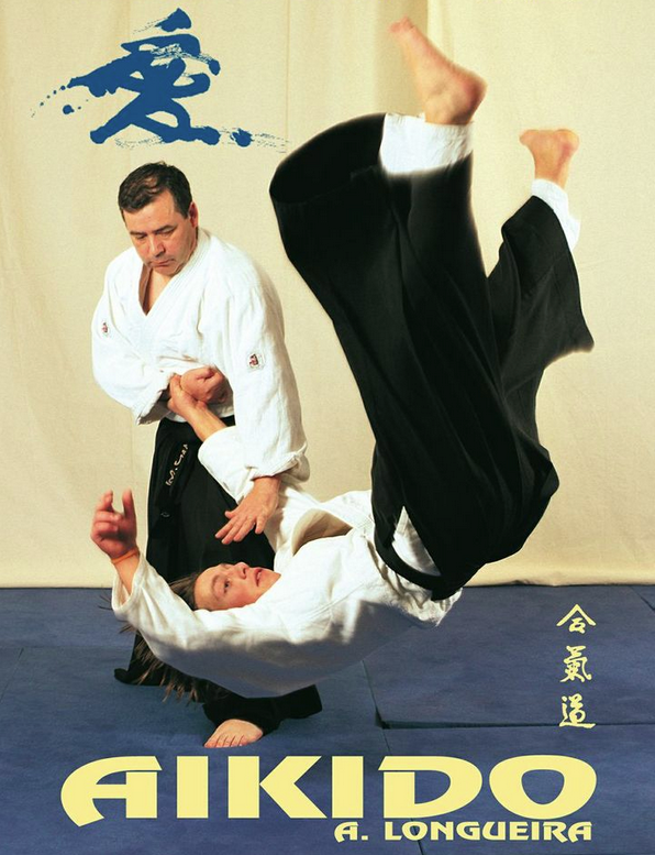 Aikido DVD by Alfonso Longueira 1