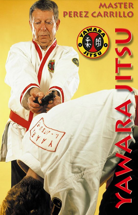 Yawara Jitsu DVD by Perez Carrillo 1