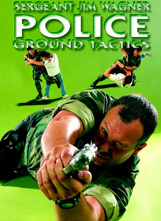 Police Ground Tactics DVD by Jim Wagner 1