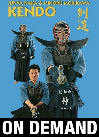 Kendo by Junya Naka & Minoru Morikawa (On Demand) - Budovideos Inc