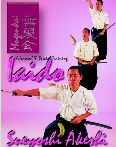 Advanced Iaido & Special Training DVD by Sueyoshi Akeshi 1