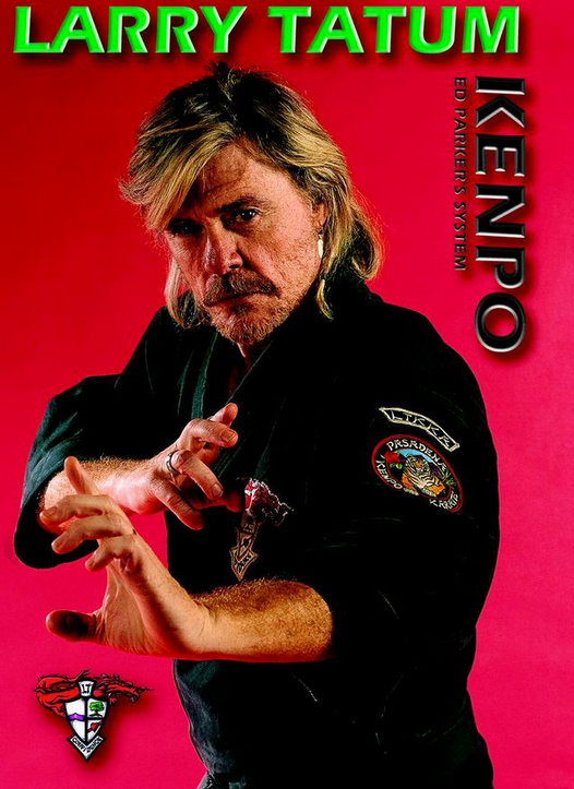 Ed Parker's Kenpo System DVD by Larry Tatum 1