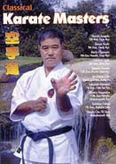 Classical Karate Masters DVD 1