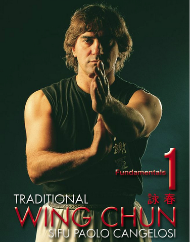 Traditional Wing Chun Vol 1 DVD with Paolo Cangelosi - Budovideos