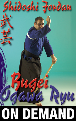 Ogawa Ryu Bugei with Jordan Augusto (On Demand) - Budovideos Inc