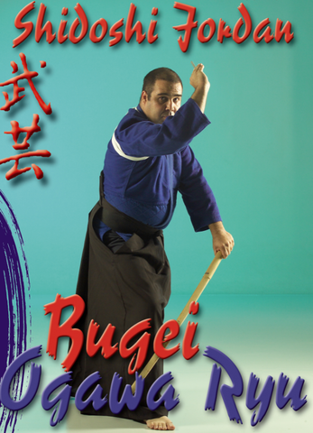 Ogawa Ryu Bugei DVD with Jordan Augusto - Budovideos