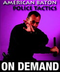 American Baton Police Tactics by Jim Wagner (On Demand) - Budovideos Inc