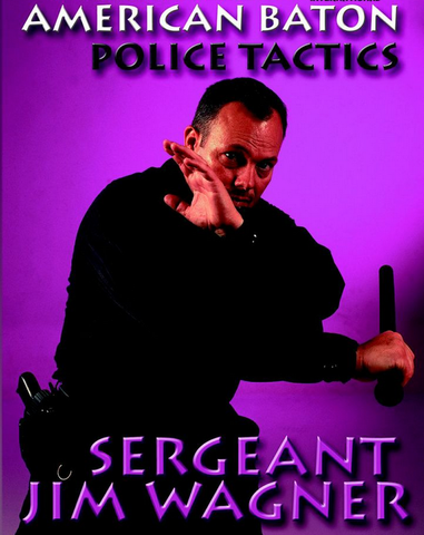 American Baton Police Tactics DVD by Jim Wagner