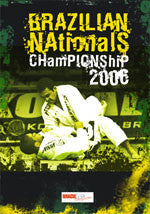 Brazilian Nationals Championship 2006 DVD - Budovideos
