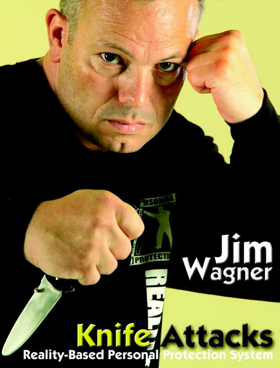 Knife Attacks DVD by Jim Wagner 1