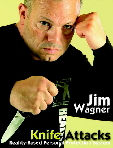Knife Attacks DVD by Jim Wagner