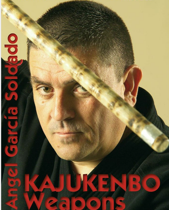 Kajukenbo Weapons DVD by Angel Garcia 1