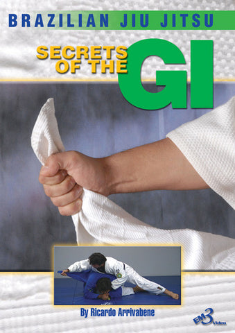 Brazilian Jiu-jitsu: Secrets of the Gi DVD by Ricardo Arrivabene 5