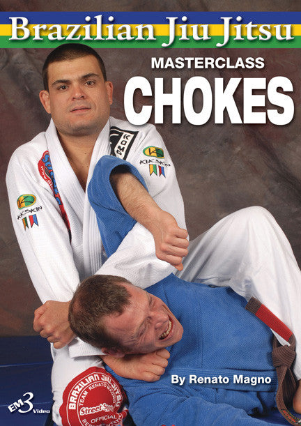 Brazilian Jiu-jitsu: Ultimate Choking Techniques DVD by Renato Magno 5