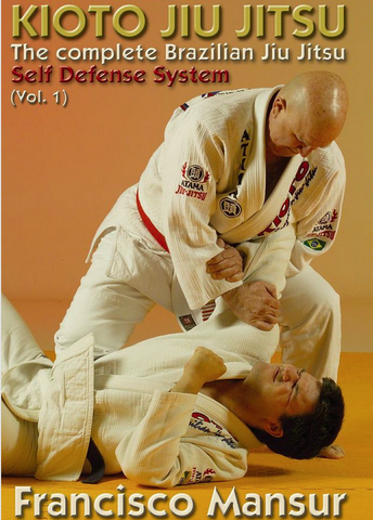 Kioto Jiu-jitsu Self Defense DVD 1 with Francisco Mansur 1