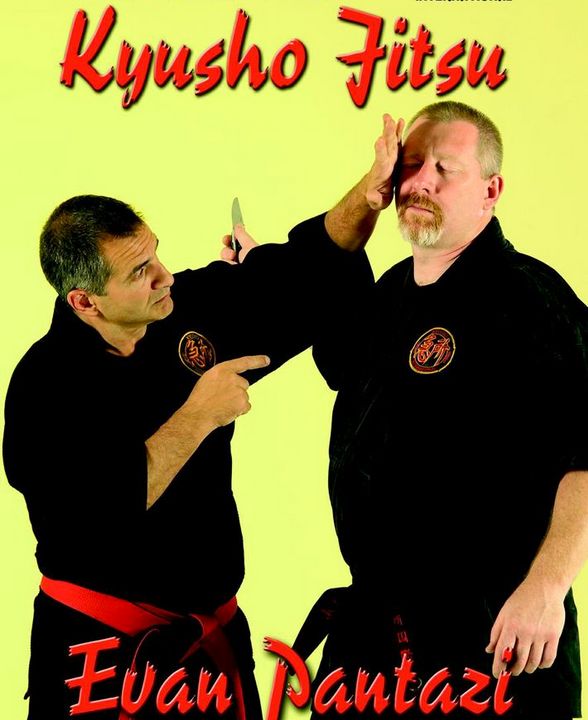 Kyusho Jitsu Knife DVD with Evan Pantazi 5