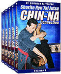 Chin-na Connection 5 DVD Set by Christian Harfouche - Budovideos