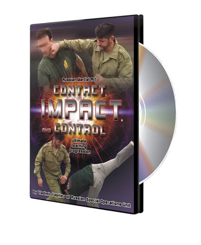Contact, Impact and Control DVD by Vladimir Vasiliev