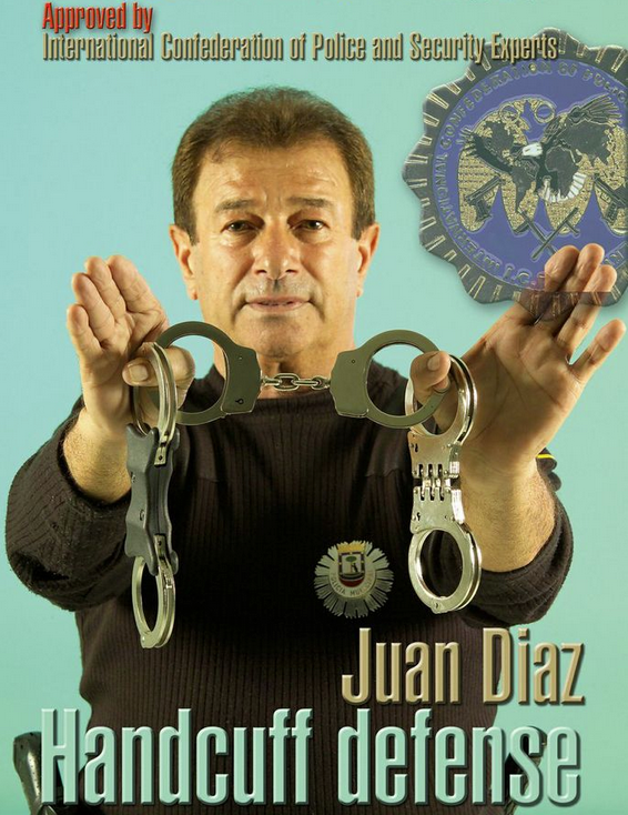 Handcuff Defense DVD by Juan Diaz 1