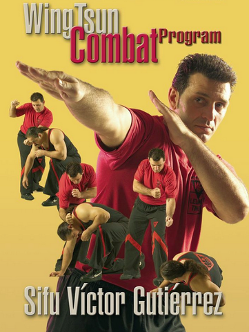 Wing Tsun Combat Program DVD by Victor Gutierrez 5