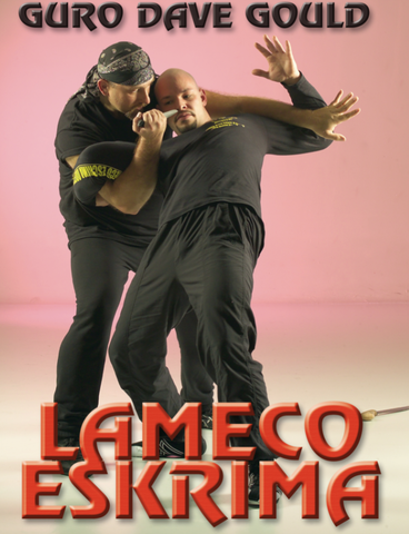 Lameco Eskrima Essential Knife 1 DVD by Dave Gould - Budovideos