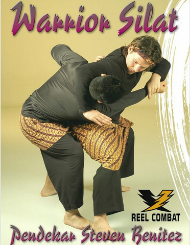 Warrior Silat Vol 1 DVD by Steven Benitez - Budovideos