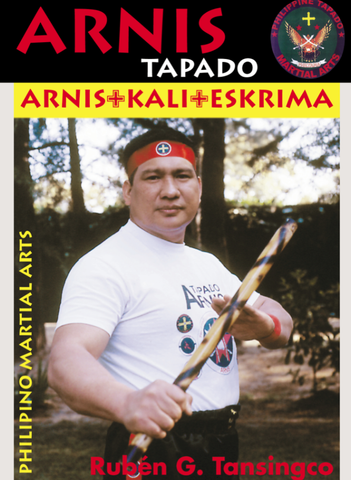 Arnis Tapado Single Stick DVD by Ruben Tansingco 1