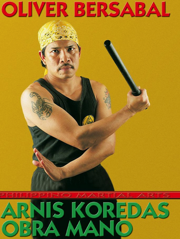 Arnis Koredas DVD by Oliver Bersabal