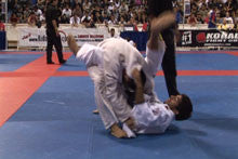 Best Fights of the 2008 Jiu-jitsu World Championships 3 DVD Set 1