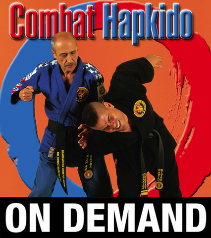 Combat Hapkido by John Pellegrini (On Demand) - Budovideos Inc