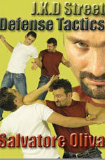 JKD Street Defense Tactics DVD by Salvatore Oliva - Budovideos