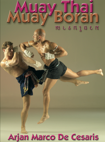 The Elbows of Muay Thai Boran DVD by Arjan Marco De Cesaris